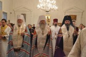 Metropolitan Tikhon presides at Panikhida marking 400th anniversary of Romanov Dynasty