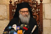 Patriarch John X's Press Conference Ahead of the Holy Synod's Meeting