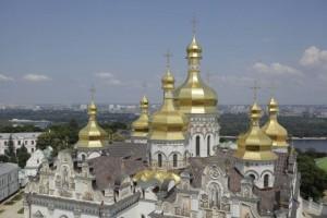 A view of Kiev (Beta/Xinhua, file)