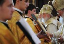 Patriarch Holds Service to Mark 1025th Anniversary of Russia's Baptism