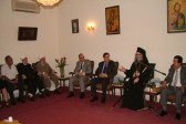 Patriarch Yazigi: Diversity in Syria is a point of strength