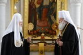 Patriarch Kirill meets with Patriarch Neophyte of Bulgaria