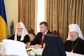 Ukrainian President awards Primates of Local Orthodox Churches