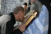 Putin's First Greek Stop: Mt. Athos