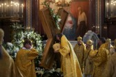Anniversary of Russia's Baptism Exalted