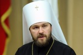 Russian Orthodox official says West moving towards secularist totalitarianism