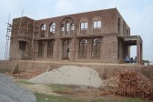 Construction of First Orthodox Church in Pakistan Nearing Completion