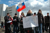 Orthodox rally in Moscow condemns Scientologists