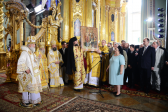 Patriarch Kirill conducts Romanov Dynasty 400th anniversary service in St. Petersburg