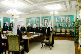 Holy Synod of the Russian Orthodox Church concludes its spring/summer session