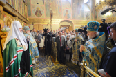 Russian Orthodox Leader Condemns Gay Marriages, Warns of Apocalypse