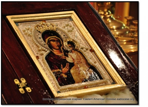 The Miraculous Power of Orthodox Holy Objects