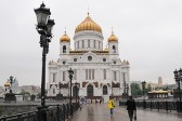 Delegations of Eastern Orthodox Churches arriving in Moscow for 1,025 years since baptizing of Kievan Rus