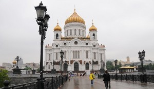 Cathedral of Christ the Saviour (Photo: Voice of Russia)