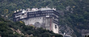 Greece Mount Athos