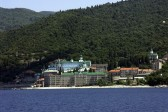 DECR chairman sends greeting on the occasion of patronal feast of Russian Monastery of St. Panteleimon on Mount Athos