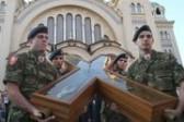 More than 1 million believers venerate St. Andrew's Cross in Russia, Ukraine, Belarus