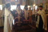 Russian parishes in the USA respond to a LGBT protest with joint prayer of clergy and laity