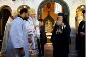 Archbishop Mark of Berlin and Germany Leads Feast-Day Celebrations at Gethsemane Convent in Jerusalem
