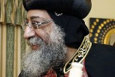 Coptic church head Pope Tawadros urges self-restraint in face of Egypt sectarian violence