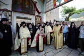 Mt. Athos Monks Say Politicians Unwanted
