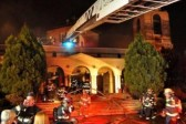 Fire Caused By Candle Guts St. Demetrios Church in Merrick, NY