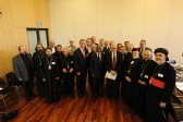 DECR chairman takes part in WCC Consultation on Syria