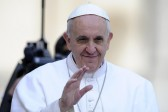 Pope Francis leads global fasting, prayer day for Syria peace