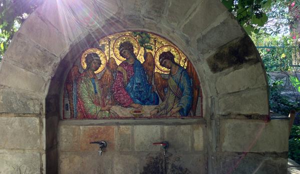 "Praskvica Monastery. © Photo: Milena Faustove/""Voice of Russia"""