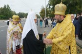 His Holiness Patriarch Kirill completes his visit to Orthodox Church of Moldova