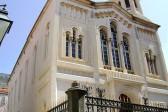 Hang The Serbs Graffiti On An Orthodox Church In Dubrovnik