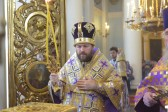 Metropolitan Hilarion: We praise the Cross of Christ as the tool of death that has given life