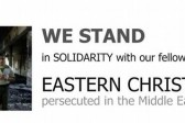 Eastern Catholic and Orthodox churches to join in prayer Sept. 18 at 7 p.m. for Eastern Christians in the Middle East