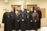 Protopresbyter Thomas Hopko honored at Pittsburgh gathering