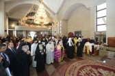 Primates of Local Orthodox Churches celebrate Divine liturgy in the birthtown of St Constantine the Great