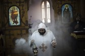 Amid new attacks, Egypt's Copts preserve heritage