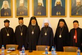 DECR chairman meets with representatives of Christian Churches of Syria