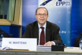 DECR chairman sends condolences over the death of Mr. Wilfried Martens, President of the European People's Party
