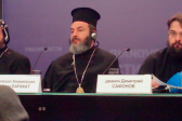 Press conference with participation of Syrian hierarchs takes place in Moscow