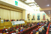 "International Seminar on ""Religious Communities for Justice and Peace"" takes place in Moscow"