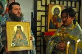 Icon of St Innocent of Irkutsk presented to Orthodox parish in Hong Kong