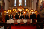 Archbishop Elisey of Sourozh takes part in the 7th meeting of Pan-Orthodox Episcopal Assembly for Britain and Ireland