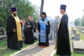 First ever Orthodox prayer service is celebrated in Kimgansan