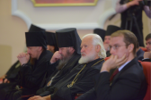 Metropolitan Hilarion of Volokolamsk opens an international conference on martyrdom, confession and mass repressions