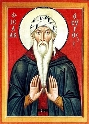 St Isaac the Syrian 1