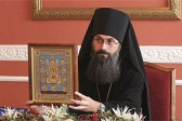 "Bishop Innokenty of Ussuriisk Briefs the Media on the Coming Visit to Primorie of the Miracle-Working Kursk-Root Icon of the Mother of God ""of the Sign"""