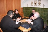 Metropolitan Hilarion meets with representatives of Iraqi Christian communities