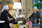 DECR chairman meets with President of the Italian Republic