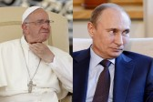 Pope, Putin to discuss relationship between Catholic, Russian church