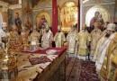 Celebration of 78th birthday of Metropolitan Vladimir are held in Kiev